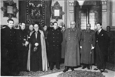 """Un ejemplo de """"fuerzas vivas"""": El general Yagüe (El carnicero de Badajoz)  y la curanganería"""